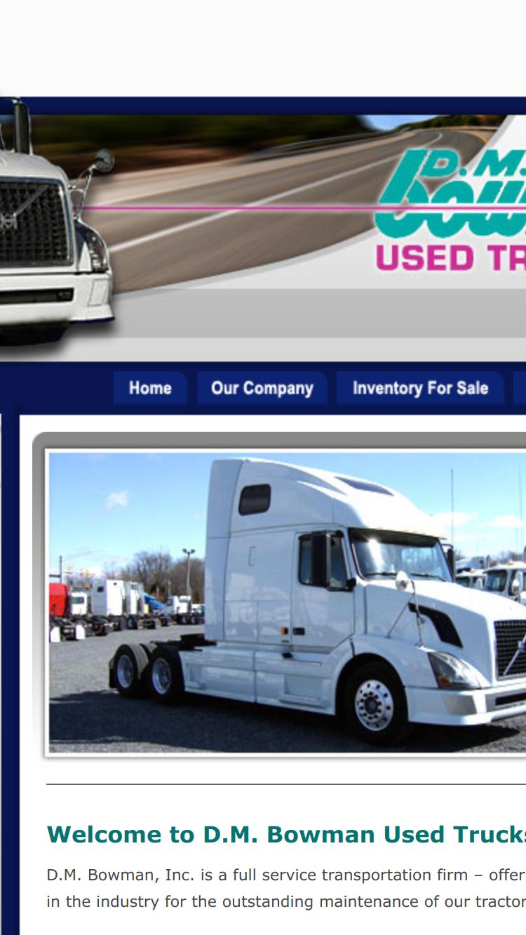Brett Bergeron website